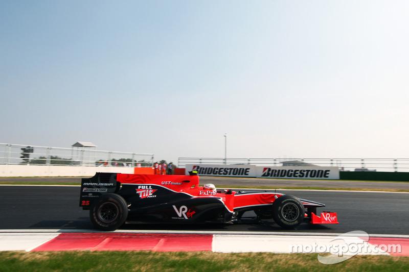 Virgin/Marussia/Manor (2010-2016)
