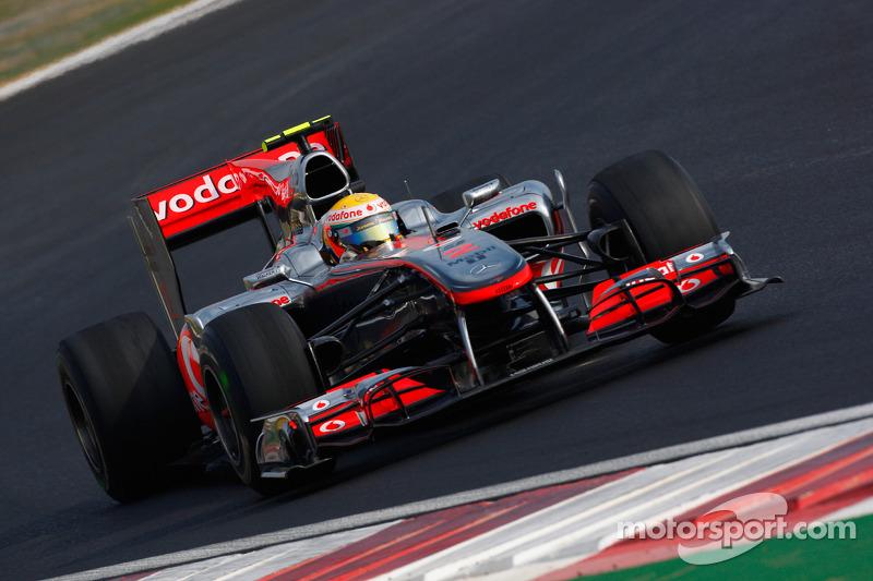 2010: McLaren MP4/25 Mercedes (пять побед, 2-е место в КК)