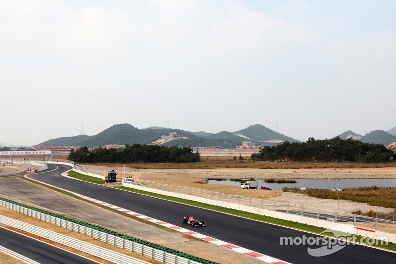 Korea International Circuit, Corea del Sur (2010-2013)