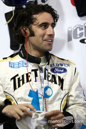 #17 Jim Beam Racing: Dario Franchitti