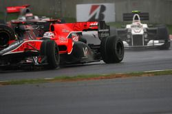 Авария Лукаса ди Грасси, Virgin Racing и Себастьена Буэми, Scuderia Toro Rosso