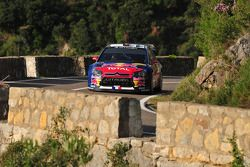 Citroën C4 de Sébastien Loeb y Daniel Elena, Citroën Total World Rally Team