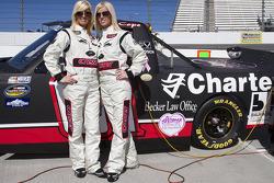 Amber Cope et Angela Cope