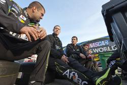 Les mécaniciens de Carl Edwards, Roush Fenway Racing Ford