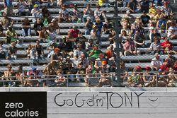 Un message pour Tony Stewart
