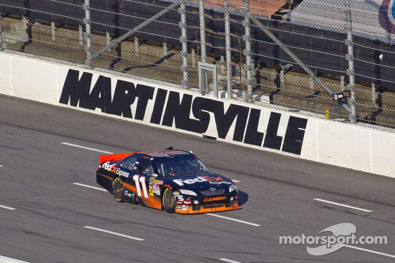 2010, Martinsville 2: Denny Hamlin (Gibbs-Toyota)