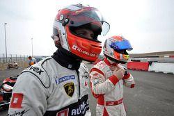 GT1 Karting in Navarra: Marc Basseng