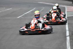 GT1 Karting à Navarre : Michael Krumm