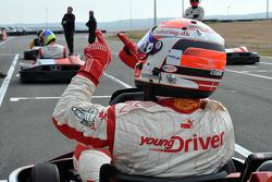 GT1 Karting in Navarra: Christoffer Nygaard