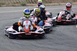 GT1 Karting à Navarre : Nico Verdonck