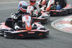 GT1 Karting à Navarre : Peter Kox