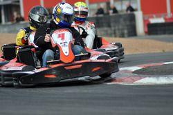 GT1 Karting à Navarre : Peter Dumbreck