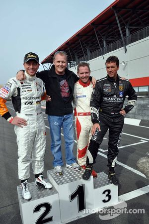 GT1 Karting à Navarre : le podium