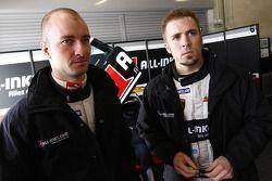 Nicky Pastorelli en Dominik Schwager