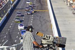 Cameraman au travail