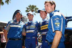 Mark Winterbottom et Luke Youlden se qualifient en pole pour la course 2 avec Steve Richards et Will Power en deuxième place pour Ford Performance Racing
