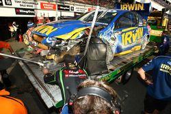 Voiture d'Alex Davison et David Brabham, #4 Irwin Racing