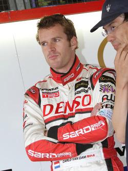 #39 Denso Dunlop Sard SC430: Carlo Van Dam