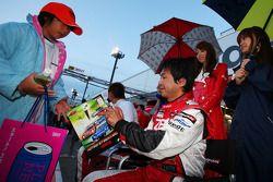 Zent Porsche RSR : Takeshi Tsuchiya