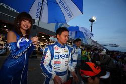 #32 Epson HSV-010: Ryo Michigami, Yuki Nakayama