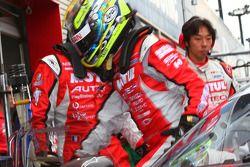 #23 Motul Autech GT-R: Motul Autech GT-R: Satoshi Motoyama