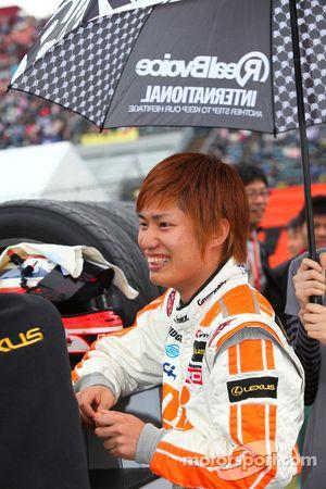 #35 Mj Kraft SC430 : Kazuya Oshima