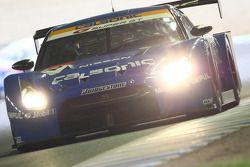 #12 Calsonic Impul GT-R: Tsugio Matsuda, Ronnie Quintarelli