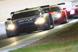 #24 His Advan Kondo GT-R: Joao Paulo Lima De Oliveira, Hironobu Yasuda
