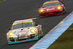 #9 Hatsune Miku X gsr Porsche: Taku Banba, Masahiro Sasaki