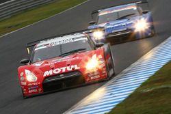 #23 Motul Autech GT-R: Motul Autech GT-R: Satoshi Motoyama, Benoit Treluyer