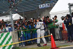 #3 Hasemi SportTomica Z: Kazuki Hoshino, Masataka Yanagida