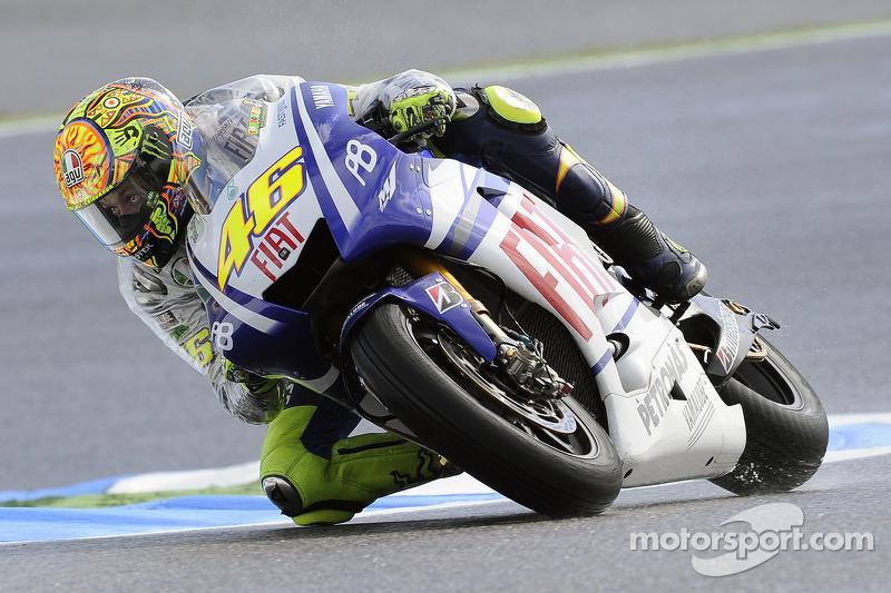 2010 - Yamaha YZR-M1