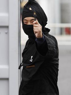 Een Japanse ninja