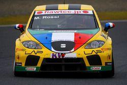 Alexander Rossi, SR-Sport Seat Leon 2.0 TDI