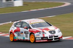 Fredy Barth, Seat Swiss Racing by SUNRED Seat Leon 2.0 TDI