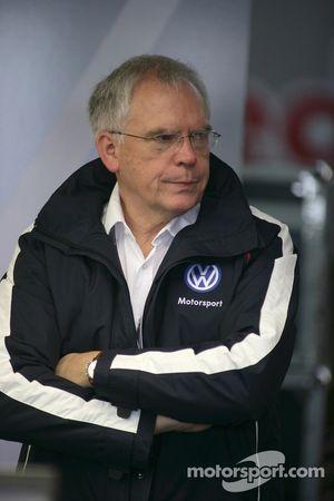 Dr. Ulrich Hackenberg, membre du conseil d'administration de Volkswagen