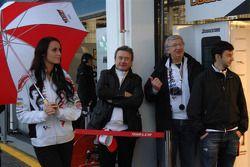 Chica LCR Honda MotoGP