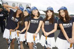 WTCC meisjes
