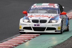 Stefano D'Aste, Scuderia Proteam Motorsport BMW 320si