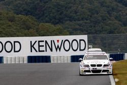 Andy Priaulx, BMW Team RBM BMW 320si