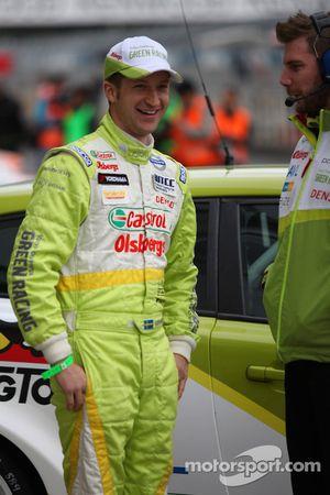 Robert Dahlgren, Volvo Olsbergs Green Racing, Volco C30