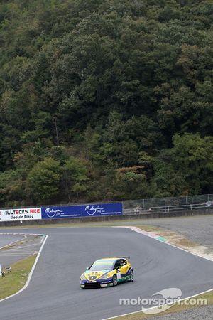 Gabriele Tarquini, SR-Sport Seat Leon 2.0 TDI