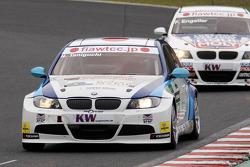 Nobuteru Taniguchi, Scuderia Proteam Motorsport BMW 320si