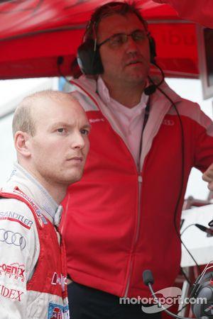 Александр Према, Audi Sport Team Phoenix Audi A4 DTM с Эрнстом Мозером Audi Sport Team Phoenix