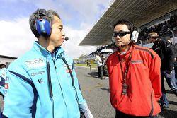 Crescent Suzuki y Bridgestone los miembros del equipo