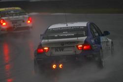 Stefano D'Aste, Scuderia Proteam Motorsport BMW 320si, Nobuteru Taniguchi, Scuderia Proteam Motorsport BMW 320si