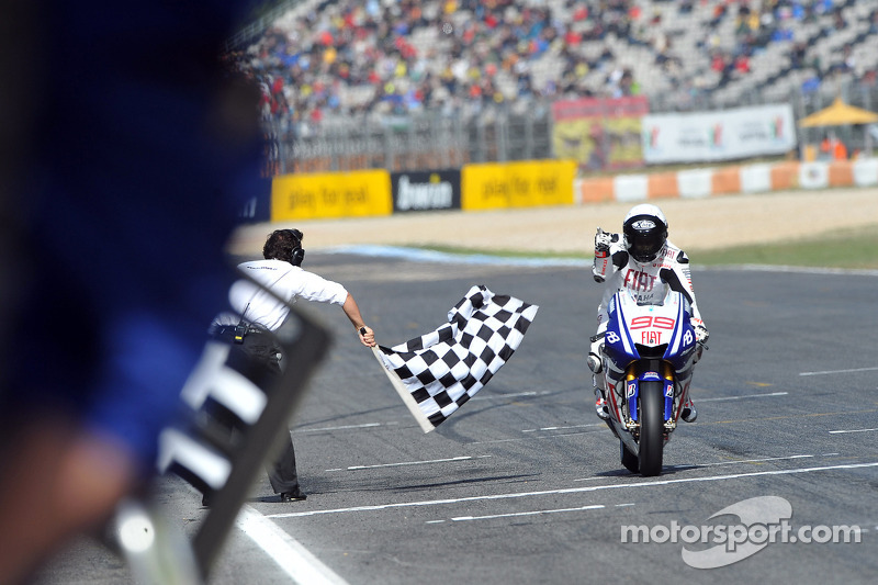 #8 MotoGP - GP du Portugal 2010