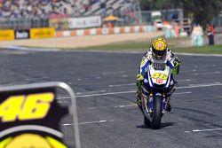 Valentino Rossi, Fiat Yamaha Team 2de