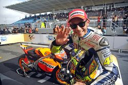 2. Valentino Rossi, Fiat Yamaha Team