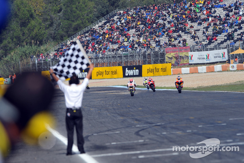 2010: Platz vier in Estoril